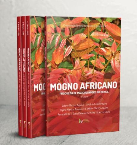 Livro Mogno Africano 4º Edição